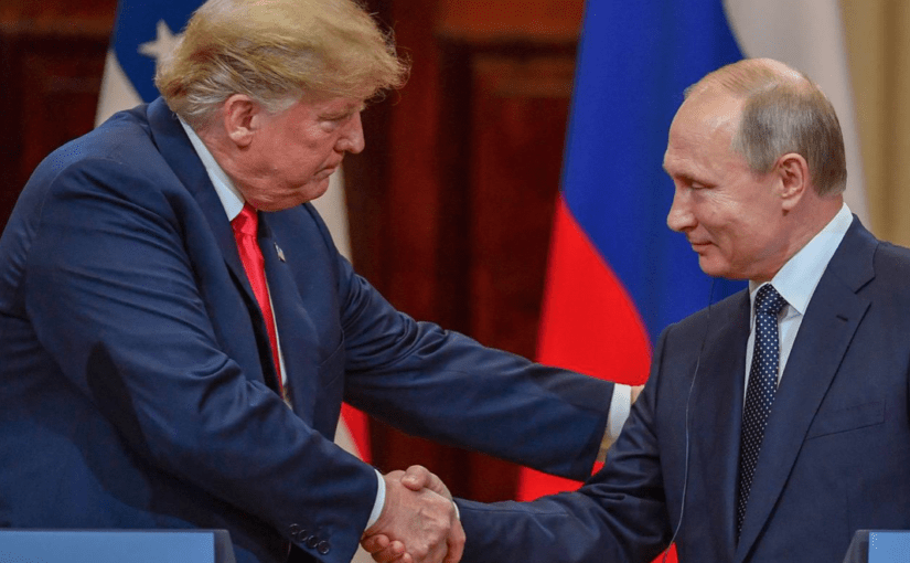 Werter President Wladimir Putin