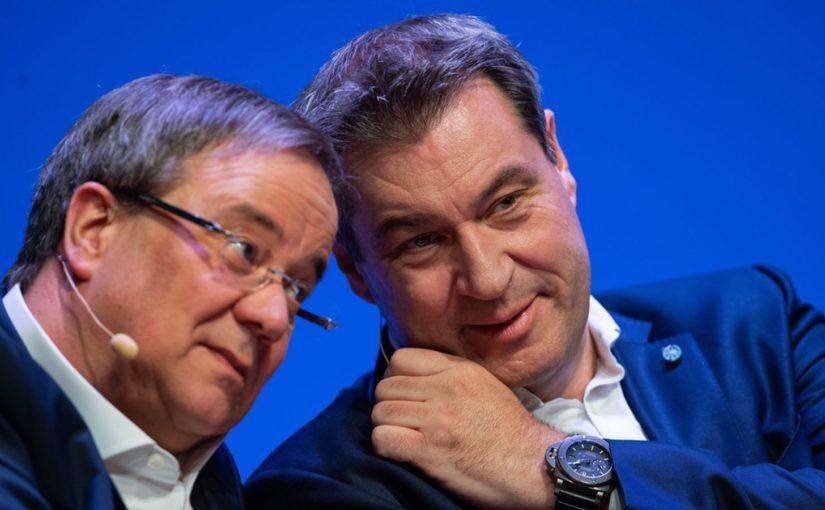 Korruptionsclan Landratsamt Oberallgäu/Fam.Alfred Seehofer, Söder/Merkel/USA Joe Biden